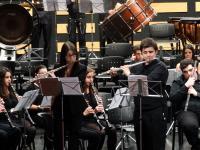 Jose Luis Sánchez y Anais Duque, solistas